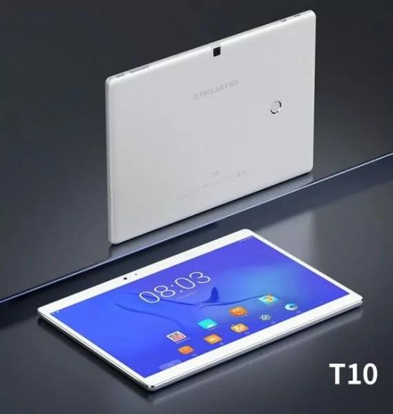 Teclast Master T10 : la tablette à reconnaissance digitale