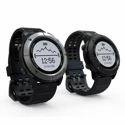 Uwear UW80 Outdoor : la montre connectée des sportifs