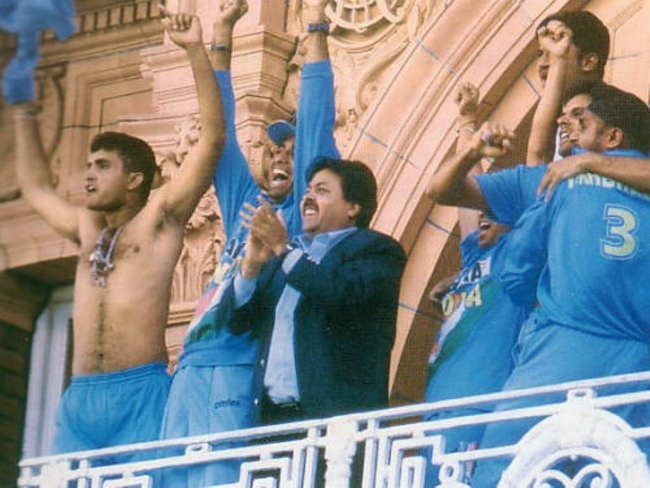 Sourav Ganguly, Lord's
