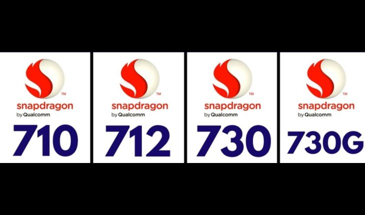 Qualcomm Snapdragon 7 series processor comparison