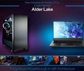 Intel's Alder Lake Chipset