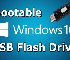 Make USB Bootable