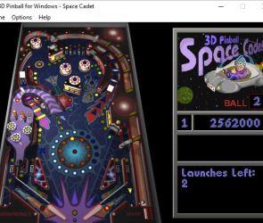 Install Pinball Game on Windows