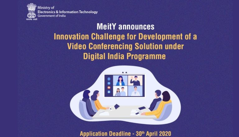 Indian Government Video conferencing app challenge