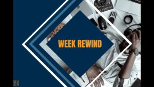 Week Rewind