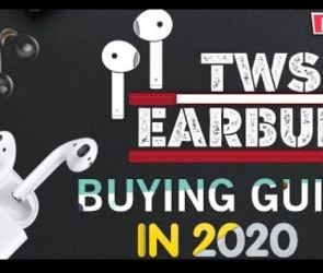 TWS earbuds
