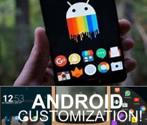 Customize Android s