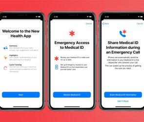 Apple Medical ID