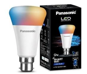 Panasonic Launched Smart LED Bulb