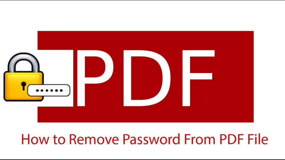remove pass pdf
