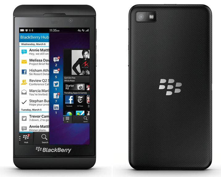 blackberry 10.1 update