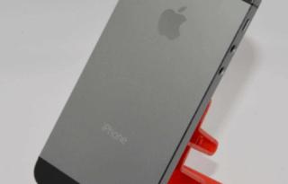 iphone 5s graphite
