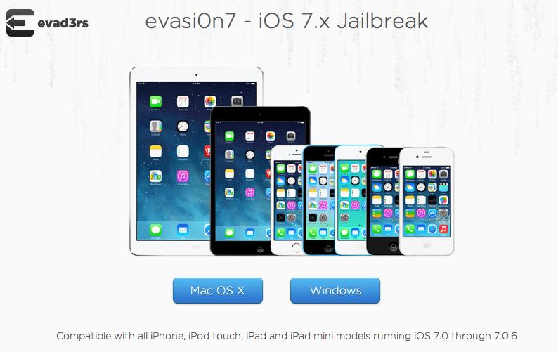 jailbreak iOS 7.0.6