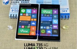 lumia 730 lumia 735