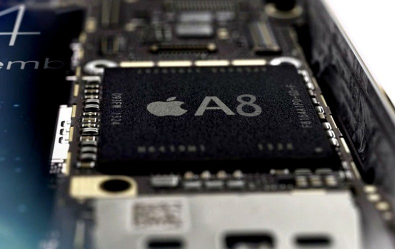apple a8 benchmark