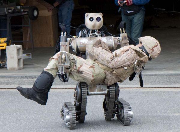 bear-robot