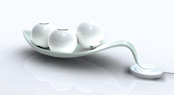 Air Clean Balls