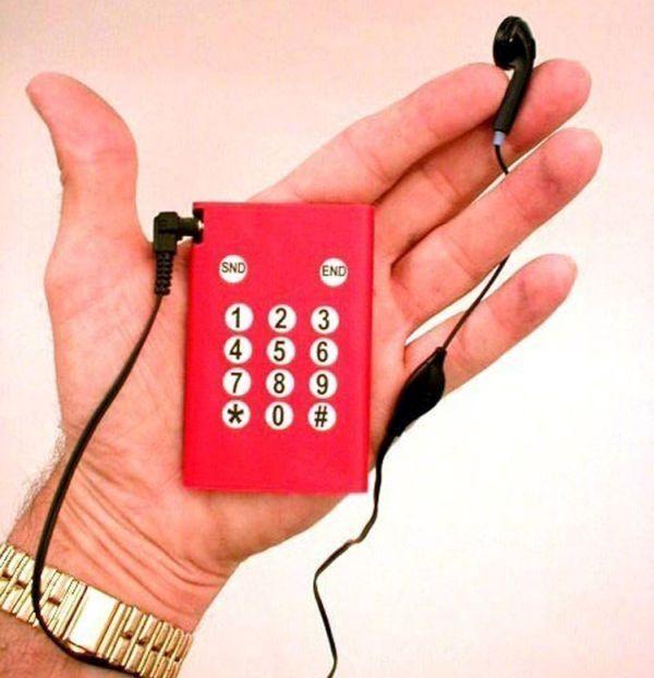 Phone card phone