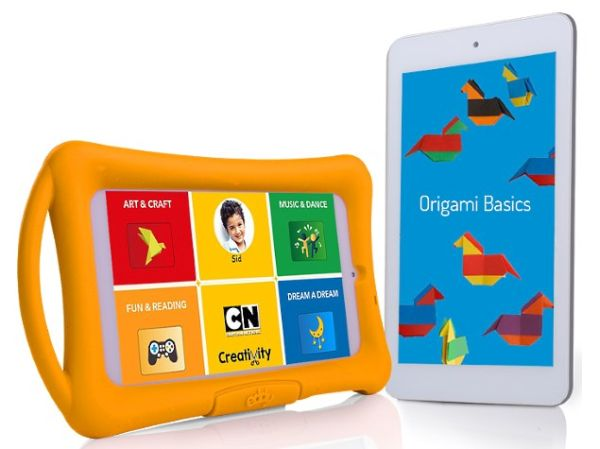 Ben 10 and Creativity Tablets by Eddy