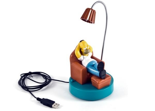 Homer USB Desk Lamp