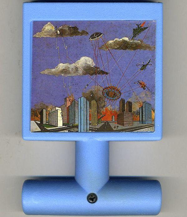 Air Raid by Atari 2600
