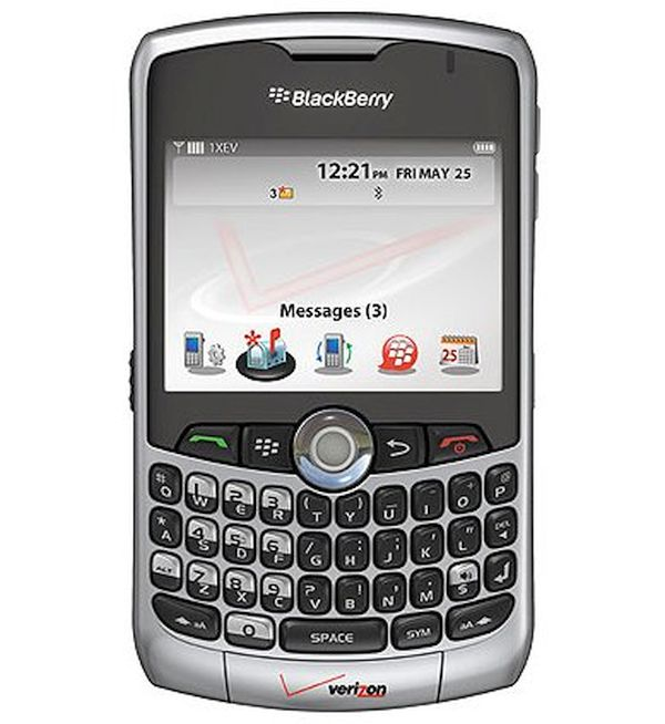 the Blackberry devices 2
