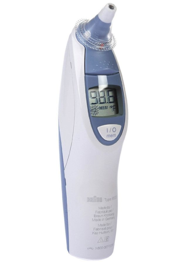 Braun ThermoScan thermometer