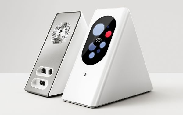 Starry is a Wi-Fi router