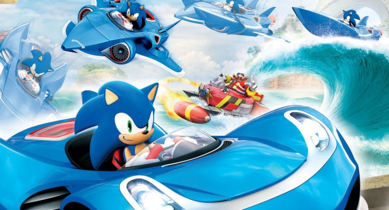 Xbox one gold membership is the Sonic and all stars racing transformed