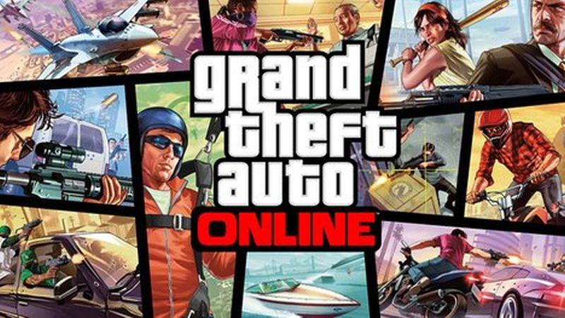 Grand Theft Auto GTA Online (2013)