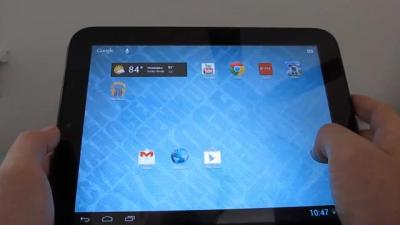 Jelly Bean no TouchPad.