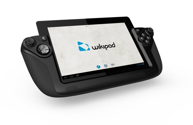 Wikipad, tablet Android gamer.