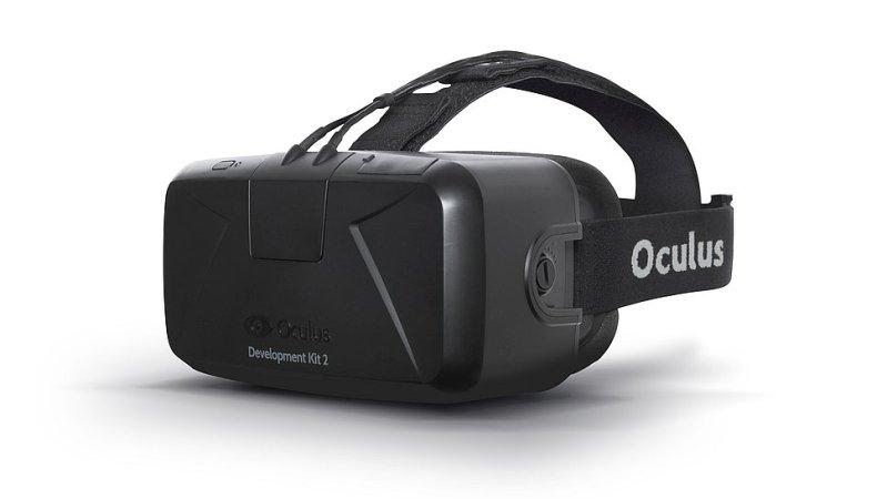 O Oculus, ainda em versão de desenvolvimento