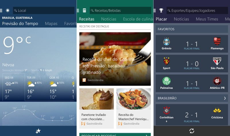 msn apps android