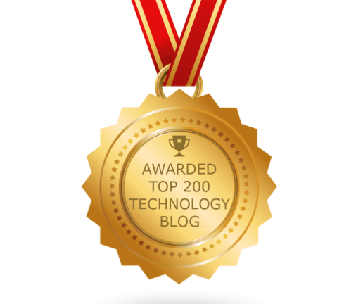 Feedspot Award - Technology Blog
