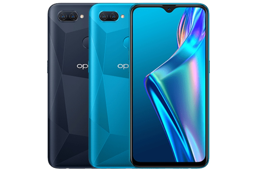 OPPO A12 color variant