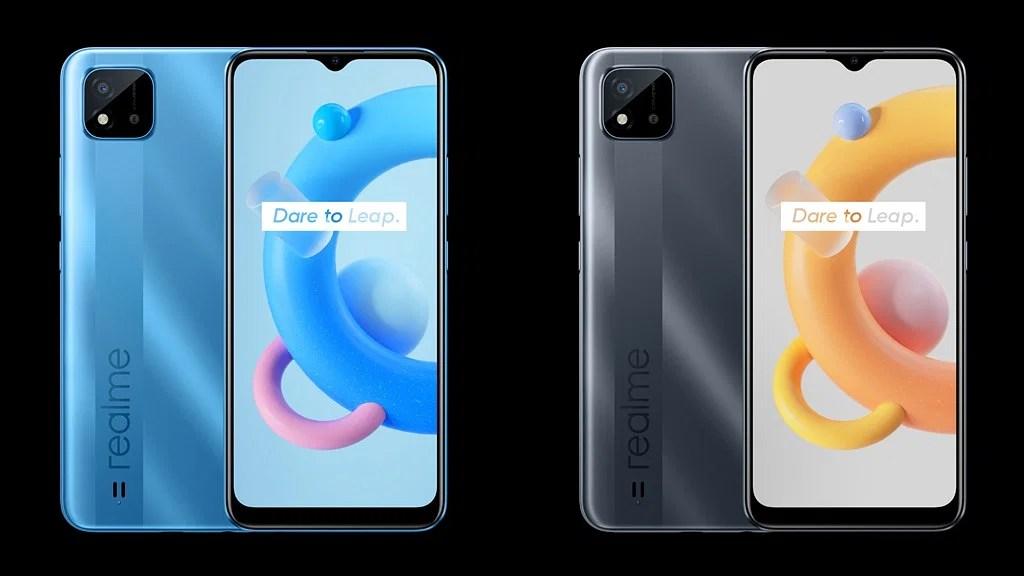 Realme c11 2021 resmi diluncurkan di indonesia. realme C11 2021 Hadir dengan Android Go, Harga Sejutaan