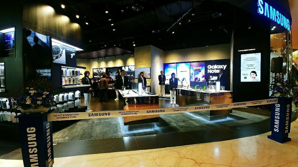 Galaxy International Experience Store