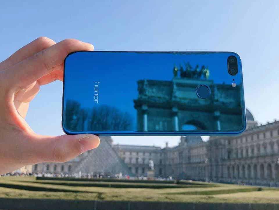 smartphone baru Honor