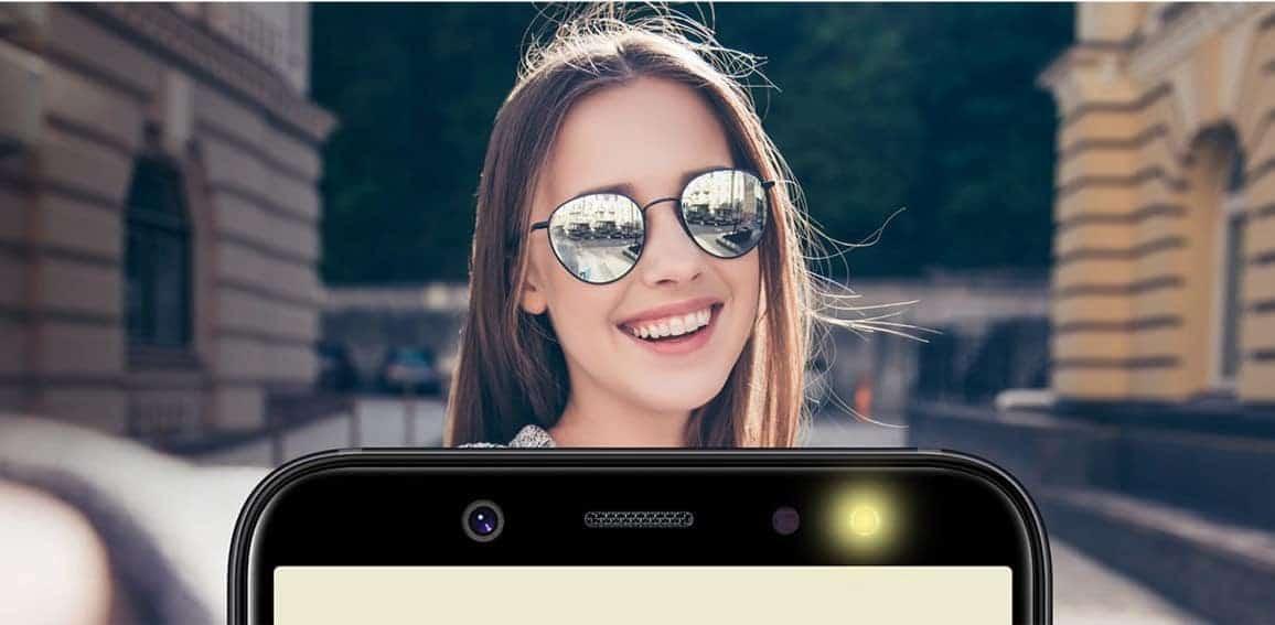 Konten visual Samsung Galaxy A6