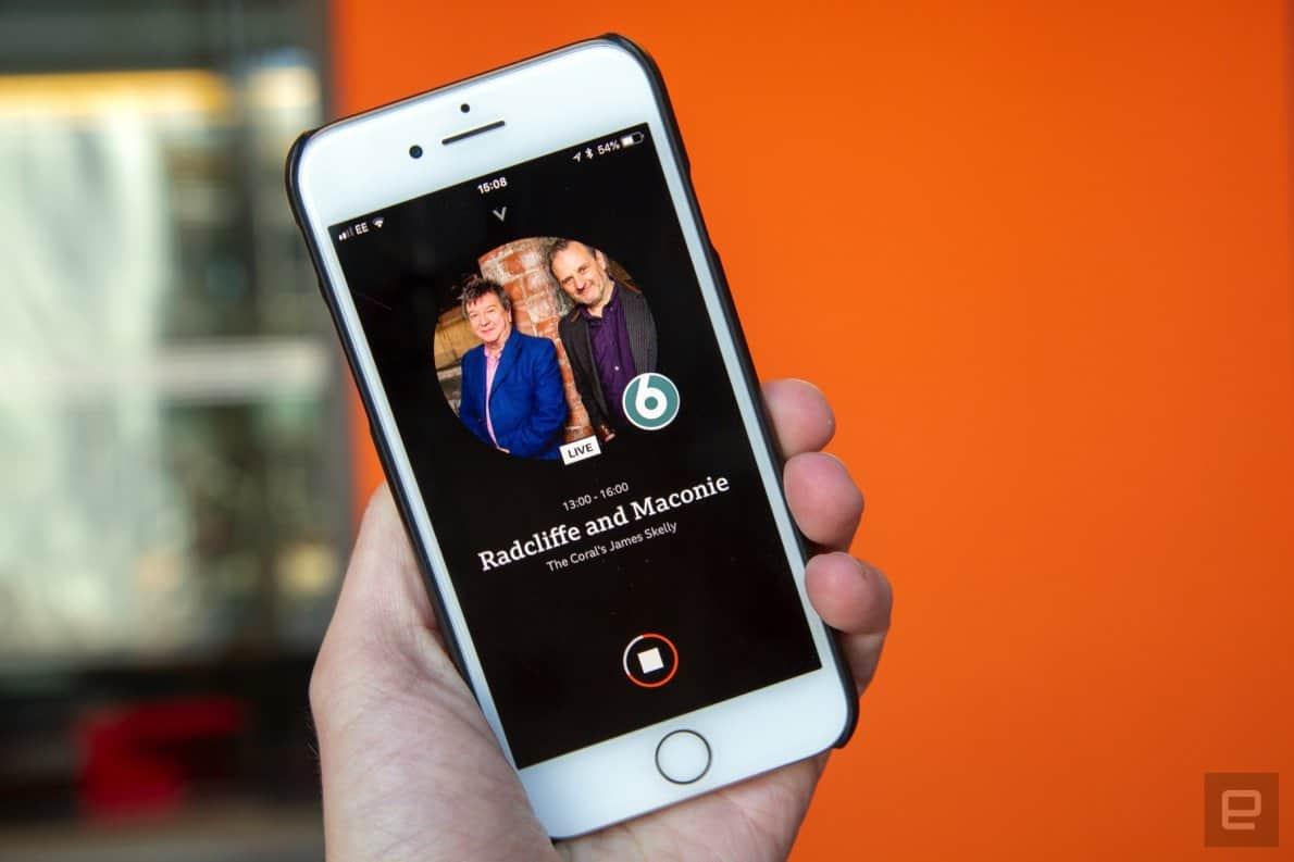 BBC Sounds, pemain baru dalam persaingan aplikasi music streaming. Foto oleh best-article.bid