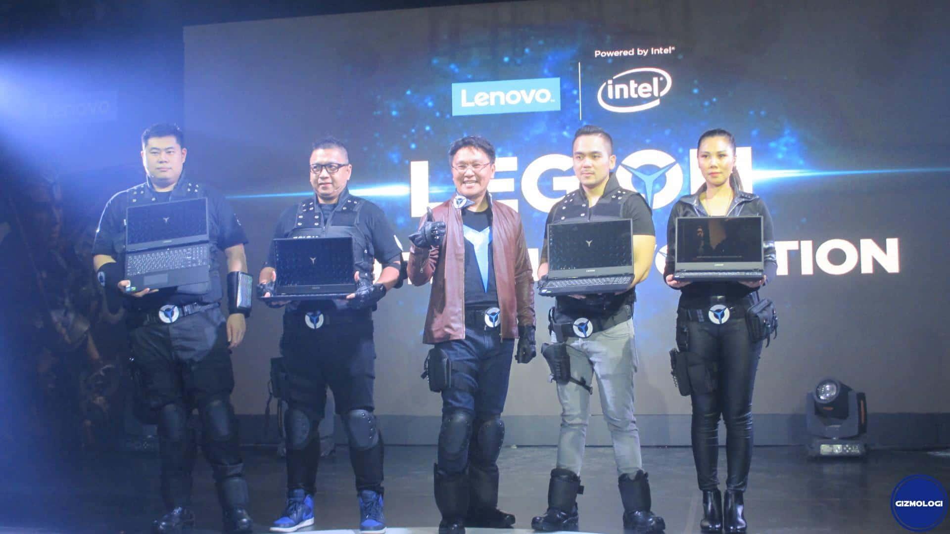 Peluncuruan laptop Legion terbaru, Legion Y530
