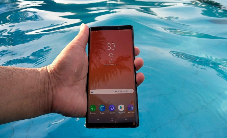 Galaxy Note 9 smartphone