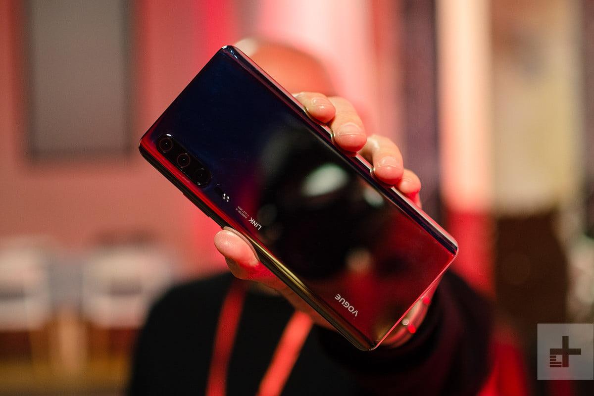 bocoran Huawei P30 Pro