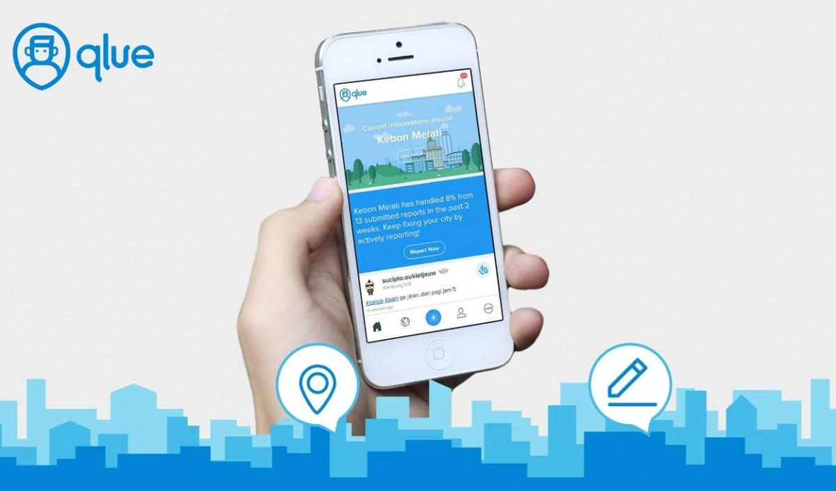 Platform smart city Qlue