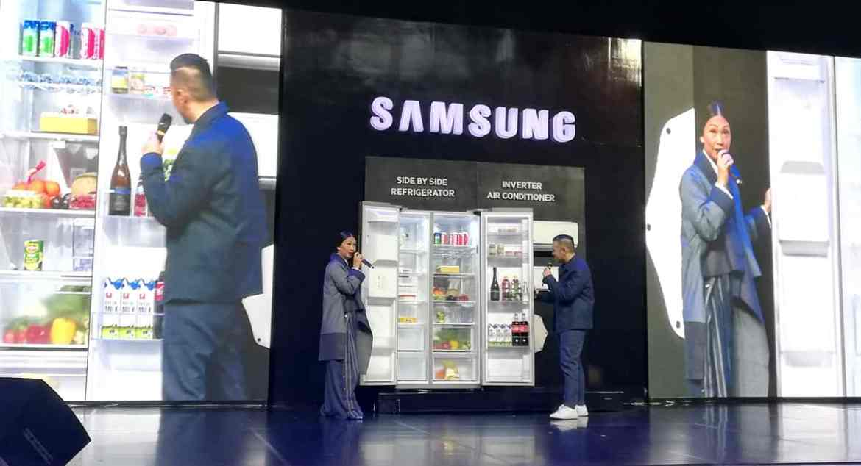 Kulkas Side by Side Samsung