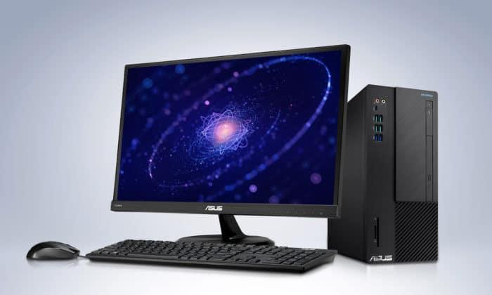 ASUS ExpertPC D641MD