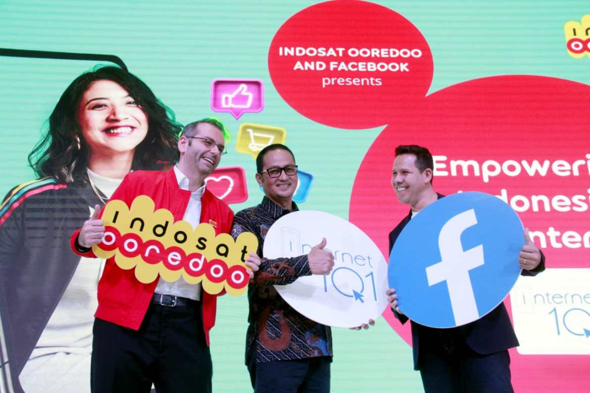 Internet 101 Indosat Facebook Connectivity