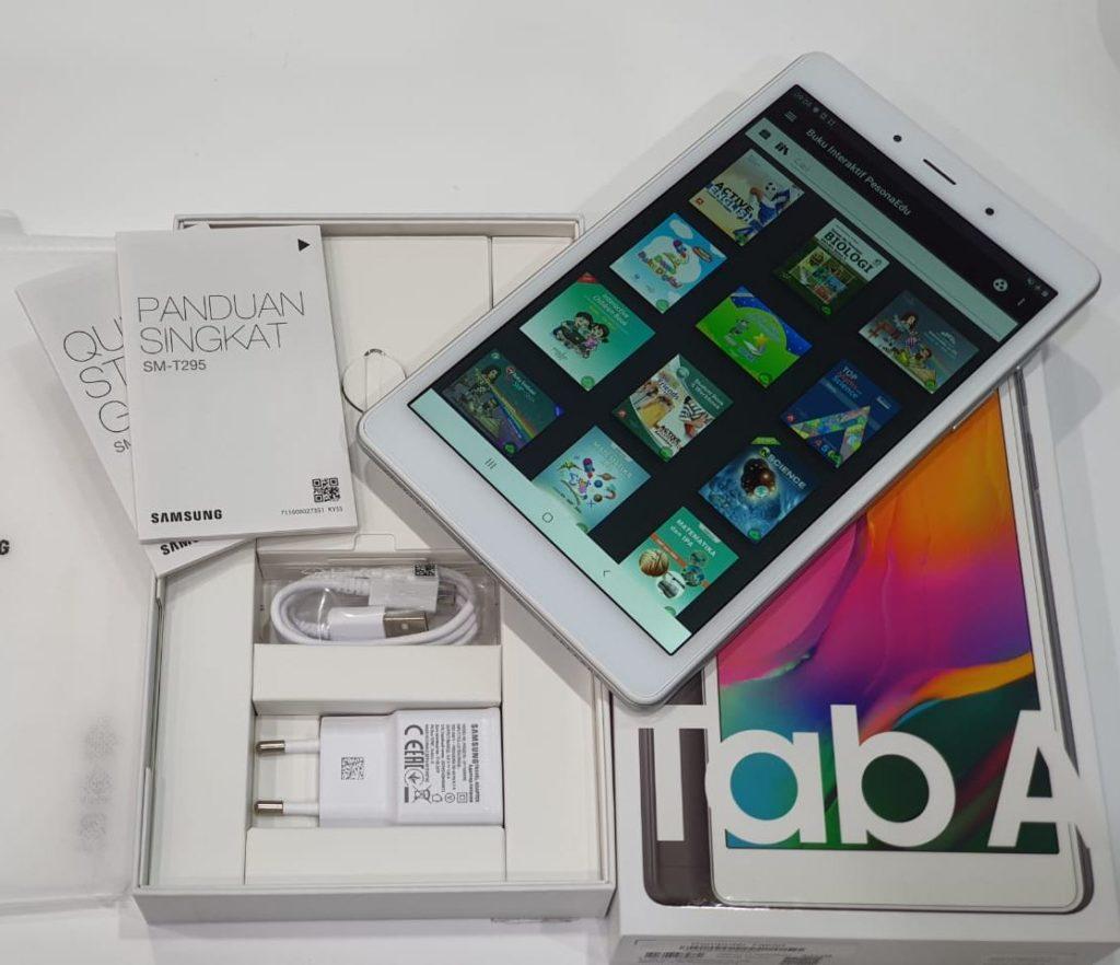Galaxy Tab 2019 8 Inci