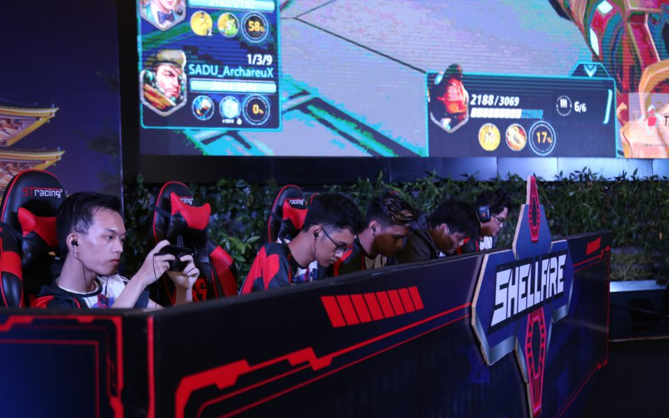 ShellFire tournament